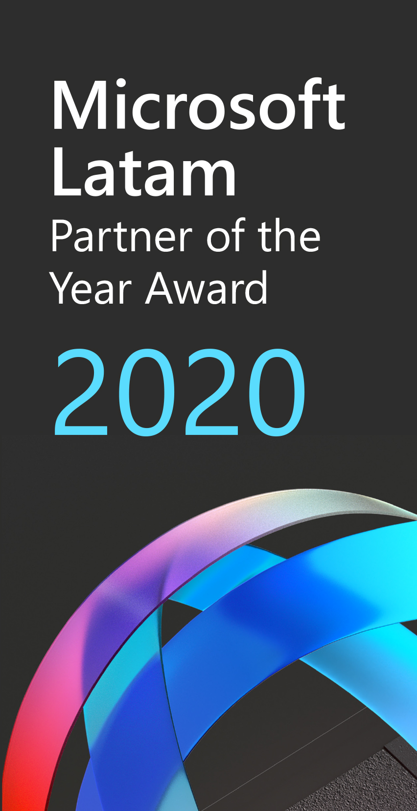Microsoft Latam Partner of the Year Awards 2020